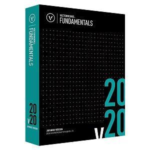 エーアンドエー Vectorworks Fundamentals 2020 スタンドアロン版[WIN&MAC](124155)【smtb-s】