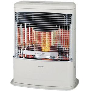 コロナミニパルFF式石油暖房機FF-VT4213PWホワイト【木造~11畳/コンクリート~15畳用】
