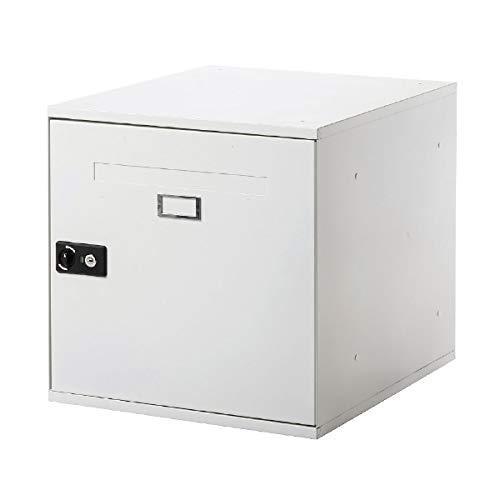 サンワサプライ 宅配ボックス&ロッカー 品番:DB-LBOX500W【smtb-s】