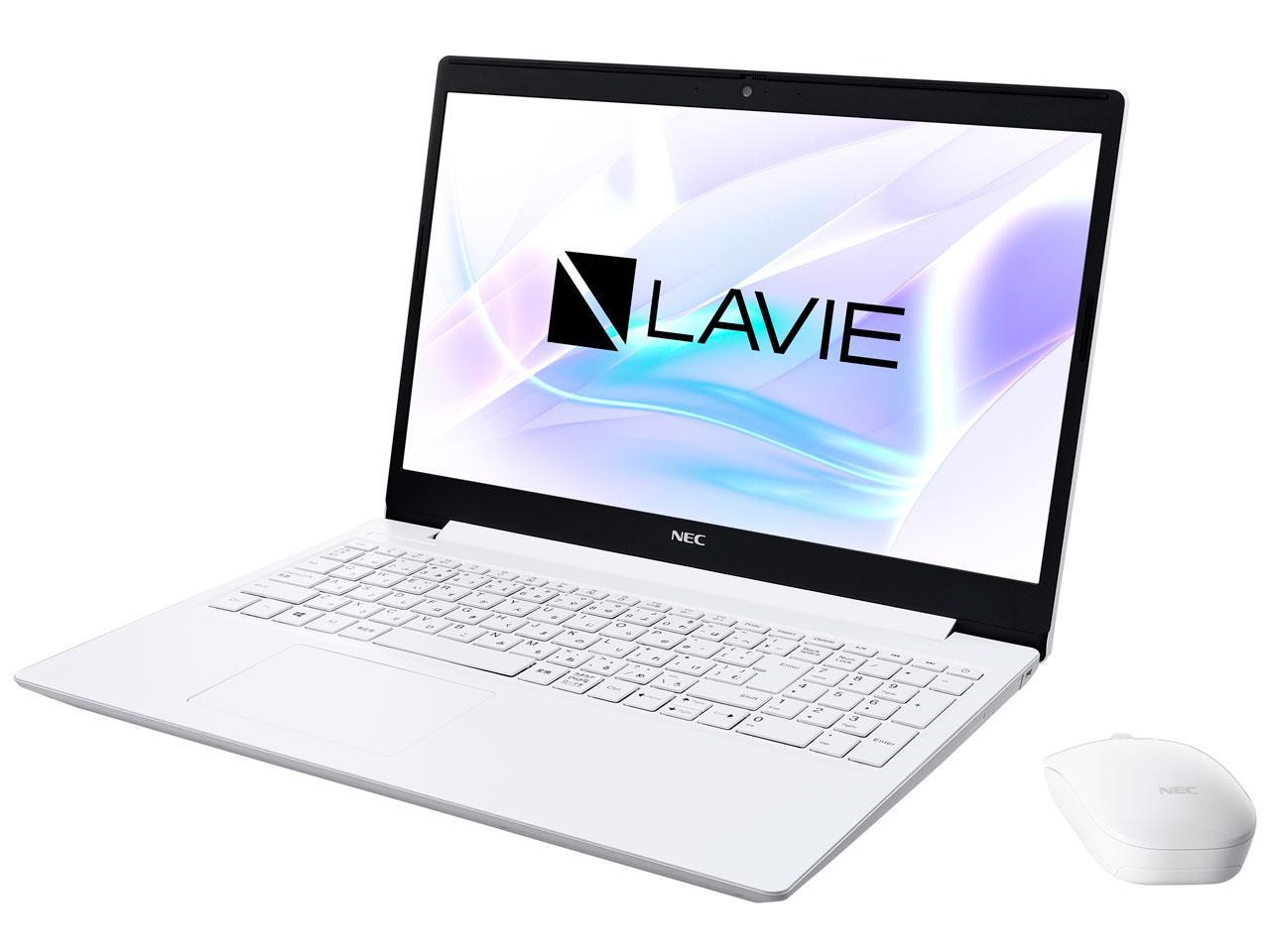 NEC PC-NS600RAW ノートパソコン LAVIE Note Standard カームホワイト(PC-NS600RAW)【smtb-s】