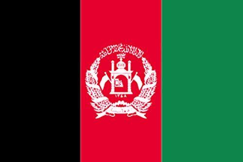 のぼり屋工房 N国旗 アフガニスタン No.2 W1350×H900mm 22816 (1489145)【smtb-s】