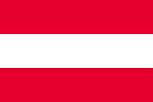 のぼり屋工房 N国旗 オーストリア No.2 W1350×H900mm 22940 (1489269)【smtb-s】