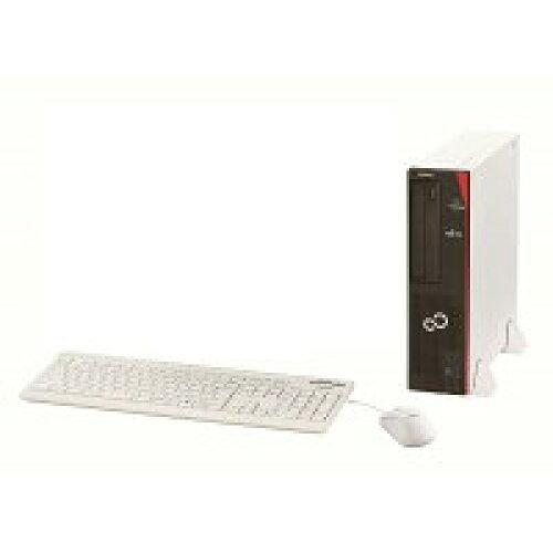 富士通 ESPRIMO D588/VX/Core i5 8500/4GB/500GB/Sマルチ/P2019/Win10Pro64bit(FMVD40017P)【smtb-s】