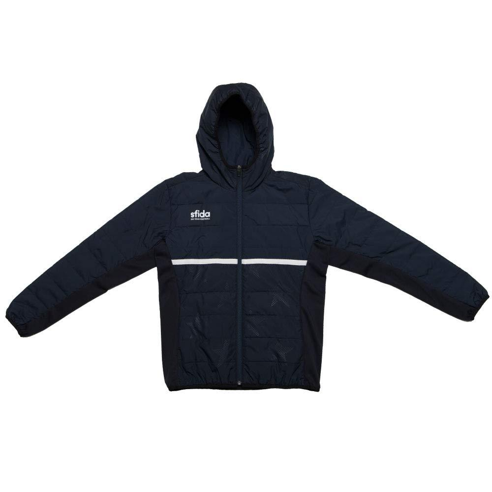 SFIDA(スフィーダ) フードナカワタジャケット (SA19A19) [色 : NAVY] [サイズ : S]【smtb-s】