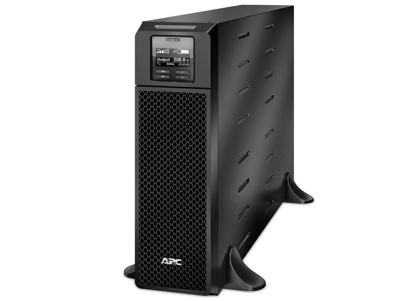 シュナイダーエレクトリック(APC) APC Smart-UPS SRT 5000VA 200V オンサイト5年保証付きモデル(SRT5KXLJOS5)【smtb-s】
