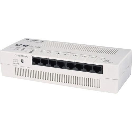 パナソニックESネットワークス PN24088 Switch-S8GPoE(PN24088)【smtb-s】