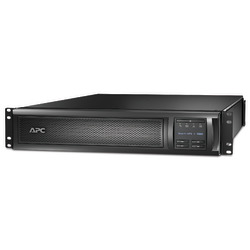 シュナイダーエレクトリック(APC) APC Smart-UPS X 3000 Rack/Tower LCD 100-127V 7年保証付(SMX3000RMJ2U7W)【smtb-s】