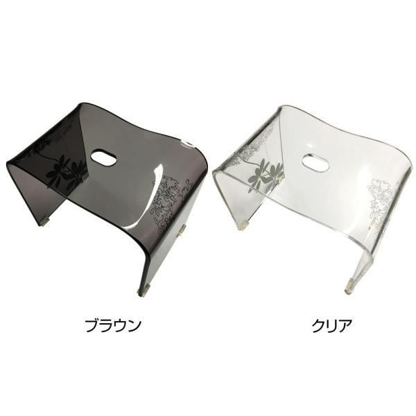 SENKO(センコー) サリナ2 バスチェア L ブラウン・604346 (1375880)【smtb-s】