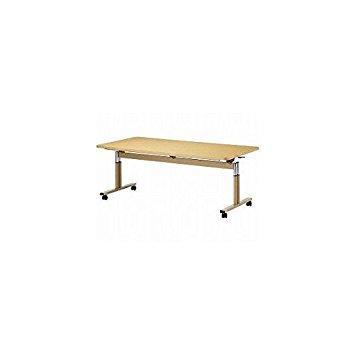 オフィス・ラボ T字脚昇降式テーブル TRタイプ 角型 TR-1890 180×90(cm)【smtb-s】