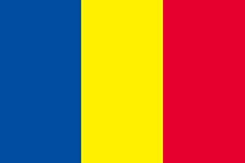のぼり屋工房 N国旗 ルーマニア No.2 W1350×H900mm 23580 (1489909)【smtb-s】