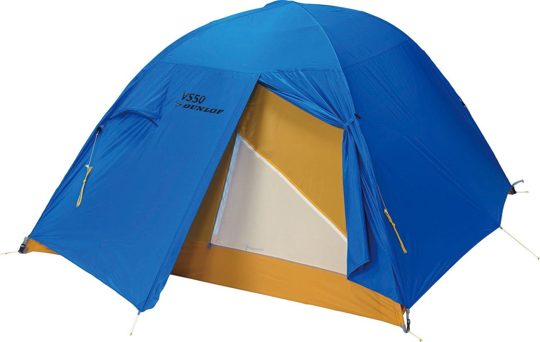 ダンロップ(Dunlop) VS-Series コンパクト登山テント 5人用 ブルー VS-50 (1510777)【smtb-s】