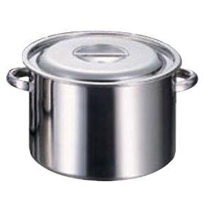 赤川器物製作所 1336830 AG18-8半寸胴鍋30cm【smtb-s】