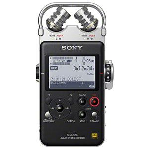 SONY リニアPCMレコーダー D100 (PCM-D100)