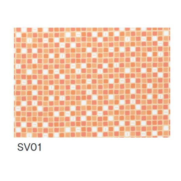 富双合成 クッションフロア 消臭ビニールマット(置き敷き専用) 約92cm幅×20m巻 SV01 (1395652)【smtb-s】