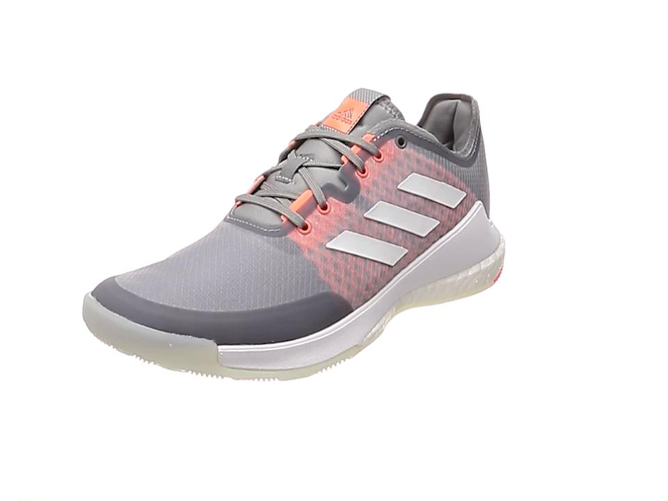 adidas 01_CRAZYFLIGHTM (EG2343) [色 : GRYスリー/フットウェ] [サイズ : 245]【smtb-s】