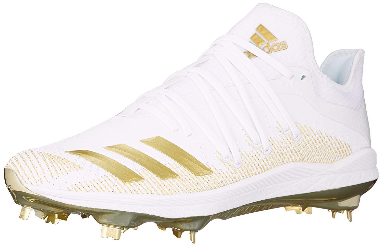 adidas 01_AFTERBURNER6GOLD (DB3434) [色 : フットウェアWHT/GL] [サイズ : 275]【smtb-s】