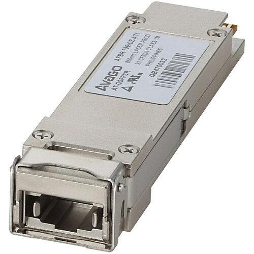 アライドテレシス AT-QSFPSR-Z7 [40GBASE-SR4 QSFP+ transceiver module(デリバリースタンダード保守7年付)](0792RZ7)【smtb-s】