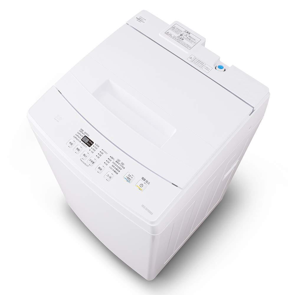 送料無料 アイリスオーヤマ IRIS 全自動洗濯機 7.0kg OHYAMA 春の新作シューズ満載 保障