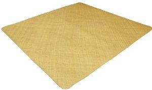 イケヒコ・コーポレーション インドネシア産 籐あじろ織りカーペット 『宝麗』 191×191cm