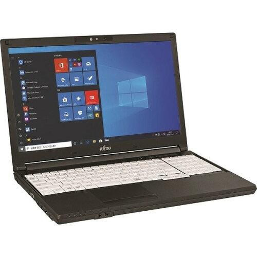 富士通 LIFEBOOK A579/CX/Core i3-8145U/8G/SSD256GB/Sマルチ/-/無線LAN/W10P64(FMVA6602KP)【smtb-s】