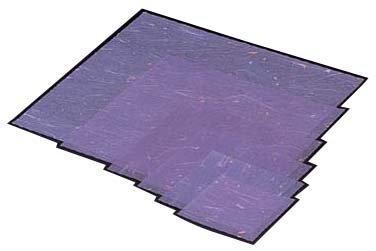マイン QKV21418  金箔紙ラミネート 紫 (500枚入)  M30-418【smtb-s】