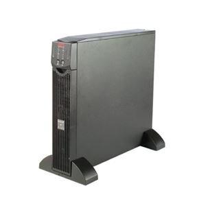 APC Smart-UPS RT 1500 [2U] (1500VA/1050W) 5年保守付モデル (バッテリ寿命保証) (SURTA1500XLJ5W)【smtb-s】
