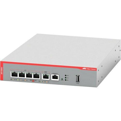 アライドテレシス AT-AR1050V-Z7 [WAN:10/100/1000BASE-Tx1、LAN:10/100/1000BASE-Tx4、USBポートx1(デリバリースタンダード保守7年付)](3934RZ7)【smtb-s】