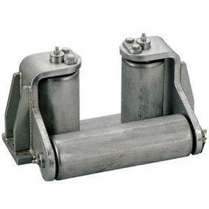 浅野金属工業 デッキエンドローラーJIS型 サイズ:340【smtb-s】