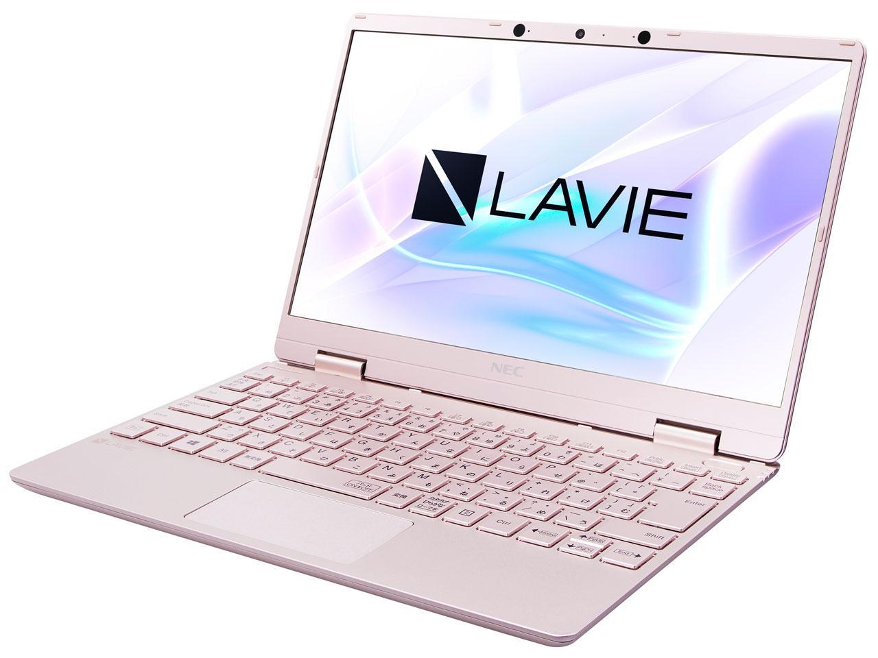 NEC PC-NM550RAG モバイルパソコン LAVIE Note Mobile メタリックピンク(PC-NM550RAG)【smtb-s】