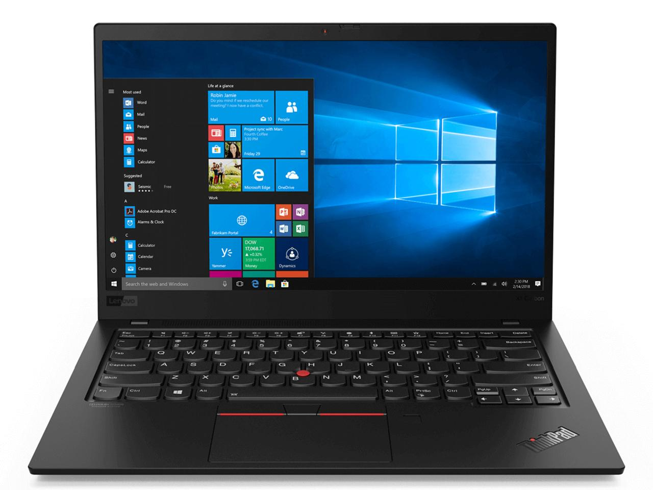 レノボ・ジャパン 20QD001AJP ThinkPad X1 Carbon(20QD001AJP)【smtb-s】