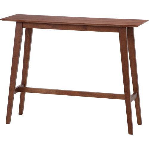 不二貿易 バーテーブル モカ MIT-3121 BR 品番:98954 北海道、沖縄、離島配送不可【smtb-s】