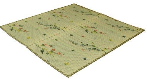 イケヒコ・コーポレーション い草花ござカーペット 『嵐山』 本間8畳(約382x382cm)