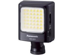 パナソニック <---->LEDビデオライト(VW-LED1-K)【smtb-s】