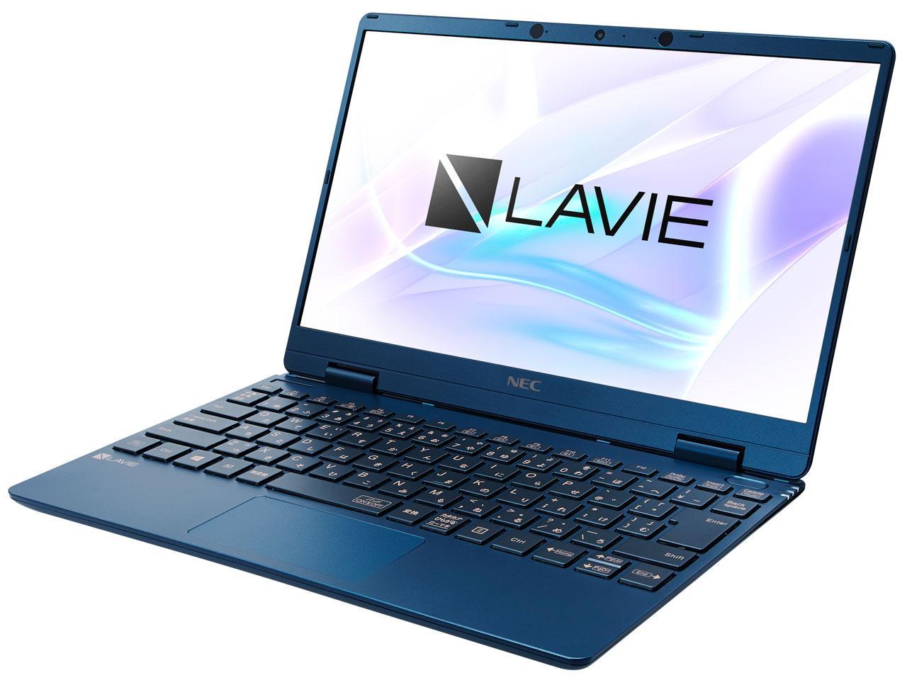 NECパーソナル PC-NM550RAL LAVIE Note Mobile - NM550/RAL ネイビーブルー【smtb-s】