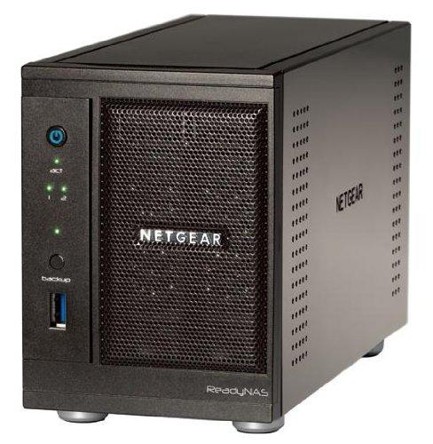 NETGEAR RNDP200U ReadyNASUltra2Plus iSCSI2BAYデスクトップNAS ベアボーン (RNDP200U-100AJS)【smtb-s】