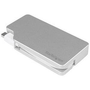 STARTECH.COM Mini DP - VGA/DVI/HDMI変換アダプタ MDPVGDVHD4K(MDPVGDVHD4K)【smtb-s】