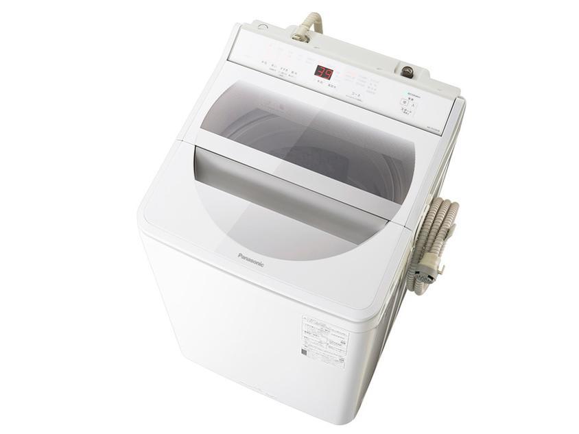 送料無料 パナソニック Panasonic 全自動洗濯機 爆売り NA-FA100H8-W 泡洗浄 洗濯10kg ホワイト 公式通販