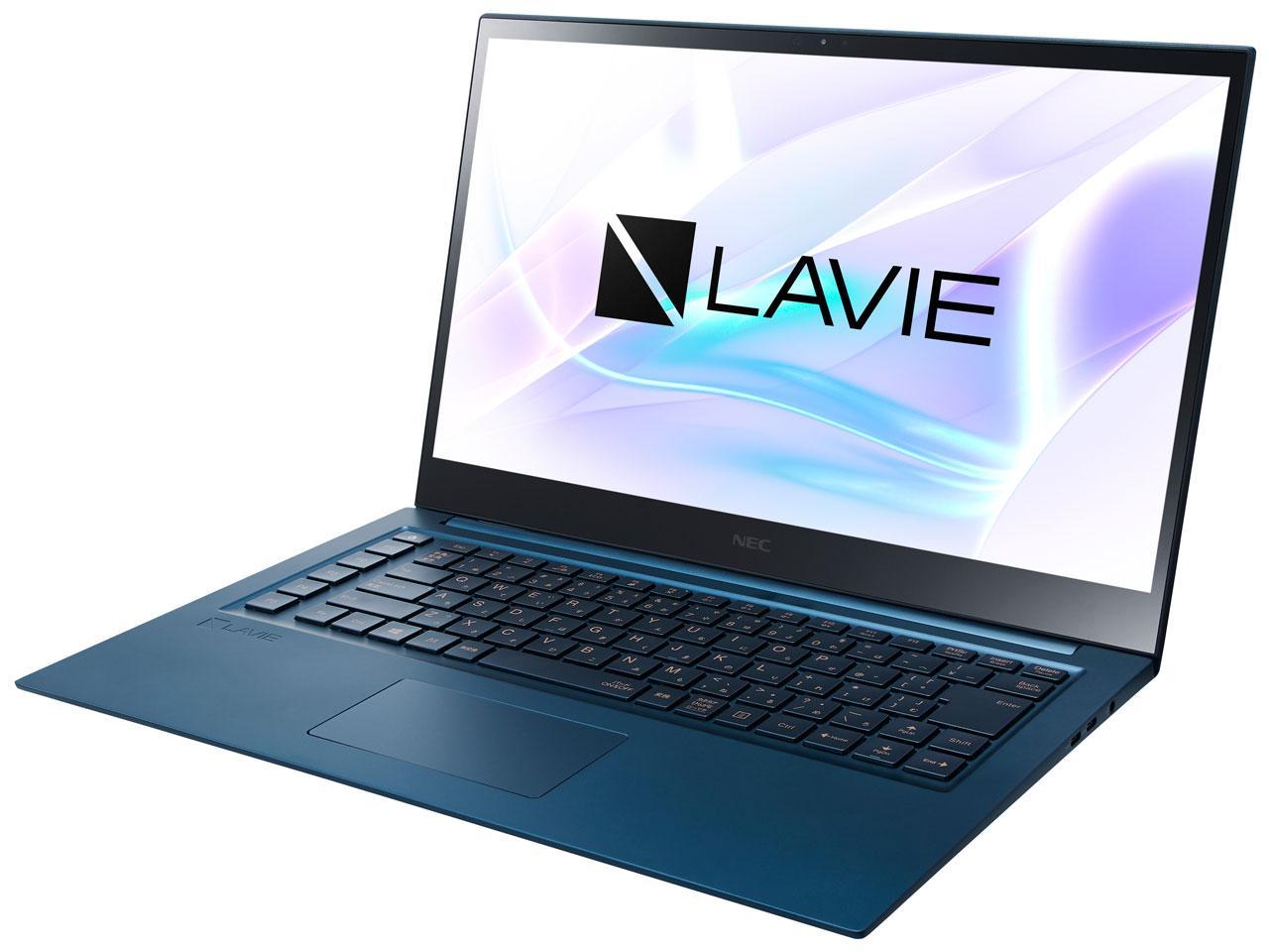 NEC PC-LV650RAL ノートパソコン LAVIE VEGA アルマイトネイビー(PC-LV650RAL)【smtb-s】
