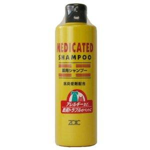 中野製薬 (ゾイック)ポゼス薬用シャンプー 300ml 715260【smtb-s】