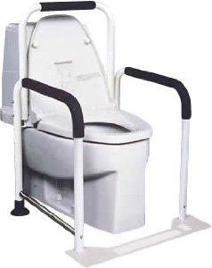 イーストアイ トイレの手すり 洋式トイレタイプ (専用工具付) (MW20AL)【smtb-s】