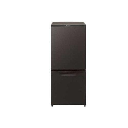 2ドアパーソナル冷蔵庫 NR-B14DW-T マットビターブラウン(NR-B14DW-T)【smtb-s】 138L 右開き パナソニック