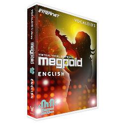 INTERNET VOCALOID3 Megpoid English(VA3L-MPE01)