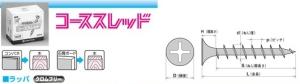 送料無料 ヤマヒロ コーススレッド 安全 W51 ケース販売 迅速な対応で商品をお届け致します 入数:5000 010-0005-1 smtb-s