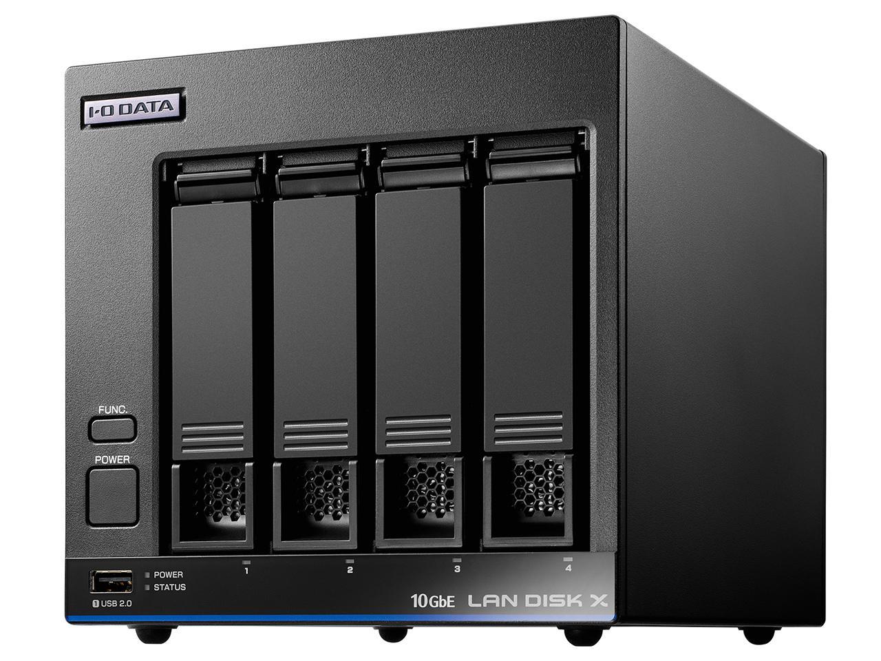 安心の実績 高価 買取 強化中 送料無料 アイ 新作 大人気 オー データ機器 10GbE マルチギガビット対応 HDL4-XA8 Linuxベース法人向け4ドライブNAS 8TB