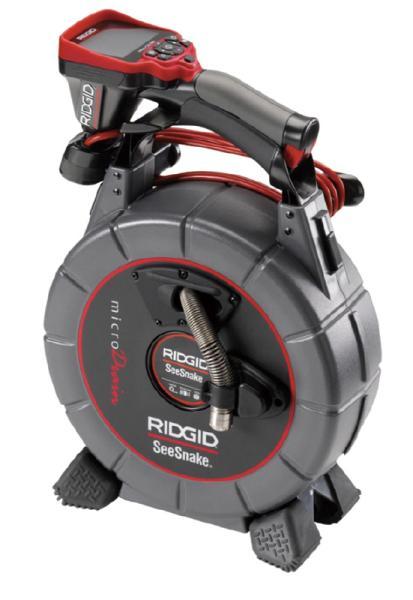Ridge Tool Compan リジッド マイクロドレインD65Sリール 22M マイクロエクスプローラー用 37473  4079787