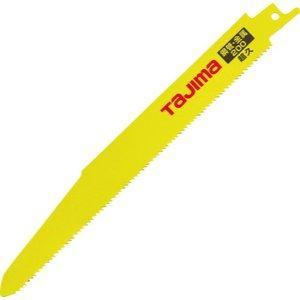 迅速な対応で商品をお届け致します 送料無料 TJMデザイン TJM Design タジマ 金属用超久200 レシプロソーブレード鋼管 Tajima 実物 RB-200M101214