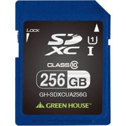 グリーンハウス GH-SDXCUA256G