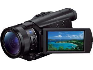 SONY 4Kビデオカメラ Handycam AX100 FDR-AX100(FDR-AX100)【smtb-s】