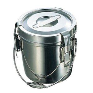 三宝産業 MT二重汁食缶クリップ・ツル手付6L