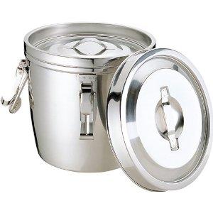 エムテートリマツ 1231601 MT二重汁食缶クリップ付(両手式)6L【smtb-s】